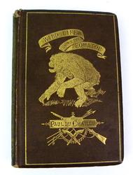1869 Wildlife Under the Equator - Africa, First Edition