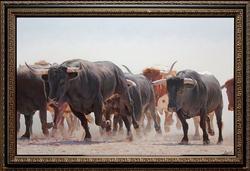 Manuel Higueras Oil on Canvas