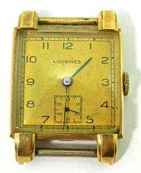 Great 14k Vintage Men's Longines Watch
