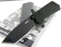 Armed Forces II Titanium Blade Tactical Knife