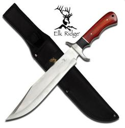 Elk Ridge Bowie Ful Tang Fixed Blade Knife