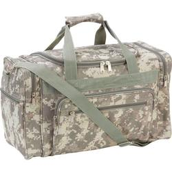 18 Inches Digital Camo Water Resistant Duffle Bag