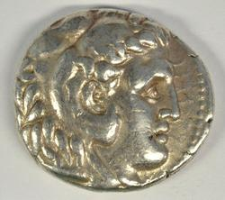 Alexander the Great Greek Silver Tetradrachm 311-305 BC