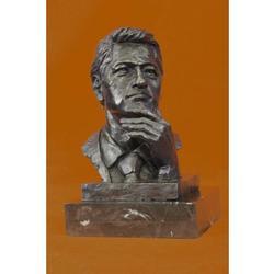 President Clinton Oval Office Bronze Sculpture