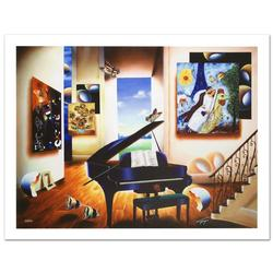 Fergo Limited Edition Giclee on Canvas- Hand signed!
