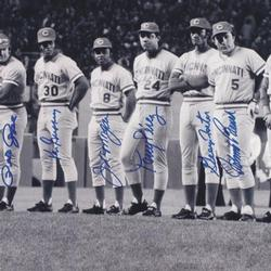 Big Red Machine Line-Up- Starting 8 Signatures!
