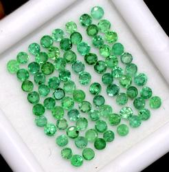 Great Lot of Natural Emerald Loose Gemstones, Untreated