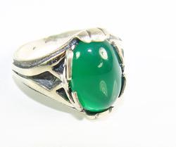 Attractive & Impressive Color Gemstone 925 S Ring