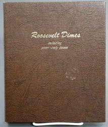 Roosevelt Dimes Including Proof only issues 1946-1982 S