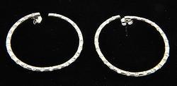 1ctw Diamond Hoop Style Earrings in 14kt Gold