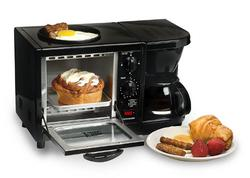 Multi-function Compact Breakfast Maker