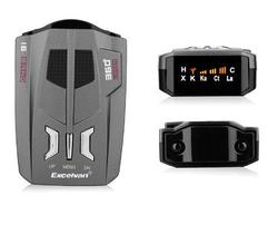 360 Degree Speed Radar Detector with LED Display