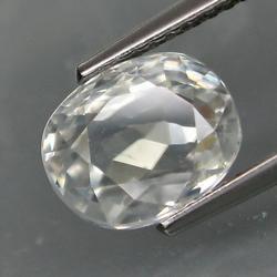 Old stock 3.88ct Matura Diamond Zircon