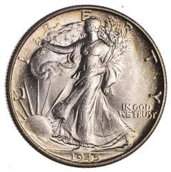 1945-S Walking Liberty Half Dollar - Not Circulated
