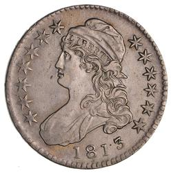 1813 Capped Bust Half Dollar- Circulated