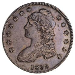1835 Capped Bust Half Dollar- Circulated