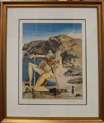 Highly collectible Salvador Dali