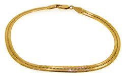 Pristine 14kt Yellow Gold Bracelet