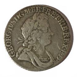 Sharp 1723 George 1 Silver Shilling