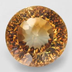 Breathtaking 17.67ct AAA unheated Imperial Topaz