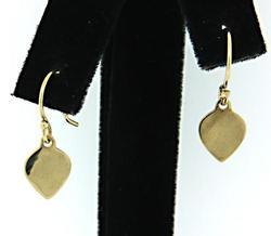 Me & Ro Tiny Lotus Earrings