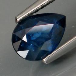 Ravishing 1.20ct top blue natural Sapphire