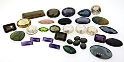 Lot of Assorted Large Loose Stones