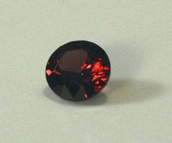 Bright Natural Red Zircon