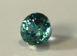 Stunning Natural Blue Zircon - 2.11 cts.