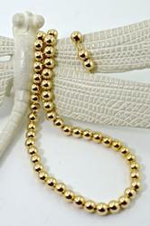 Popular 14K Add-A-Bead Necklace
