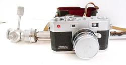 Vintage Petri 35MM Camera with Tripod