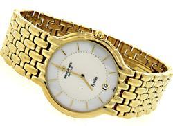 Raymond Weil Fedelio Gold Plate Watch