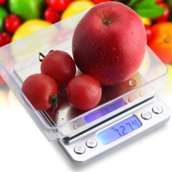 Stainless Steel Compact Digital Pocket Kitchen Scale