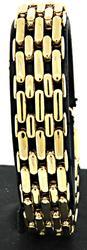 Gent Heavy18K Panther Link Bracelet