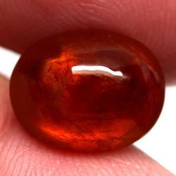 Gorgeous 8.24ct glowing untreated Garnet