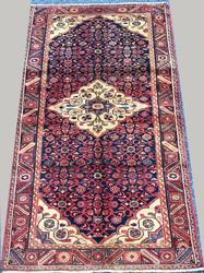 Rare Lustrous1950s Authentic Handmade Vintage Persian Angelas