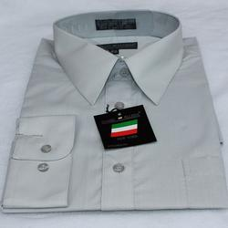 Gray Color Italian Designed Shirts  By Daniel Elisa