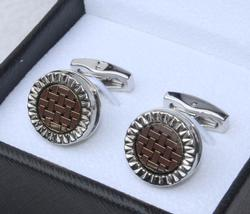 Italian Designed Cuff Links For A Sophisticated Man
