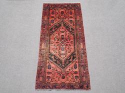 Fantastic Semi Antique Persian Zanjan 4.6x8.6
