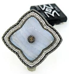 Sterling Silver Designer Ring