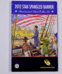 2012 Star Spangled Banner Set