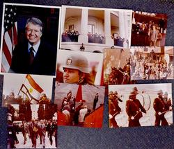 10 Assorted Official White House  Jimmy  Carter Presidential Photos