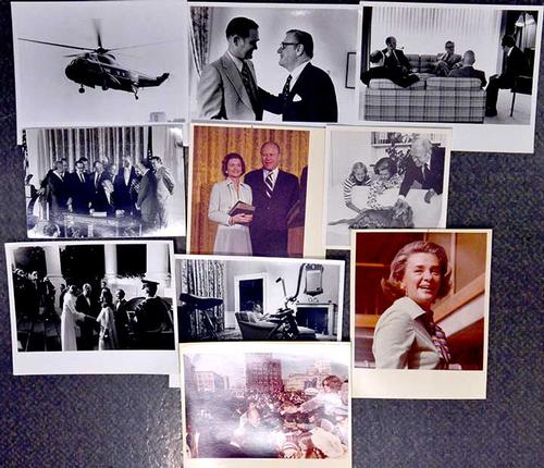 10 Assorted Gerald  Ford Presidential Photos