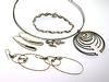 Excellent Group of Sterling Silver Jewelry
