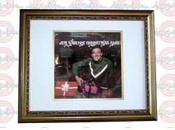 JIM NABORS Autographed Signed FRAMED LP Album PSA/DNA