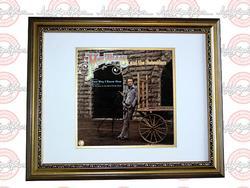 Mel Tillis Autographed Signed Framed Album LP PSA/DNA C