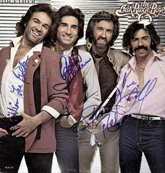 Oak Ridge Boys Autographed Signed Together Album LP PSA
