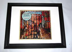 Scorpions Autographed Pure Instinct Signed Album LP un-