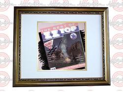 ZZ TOP Autographed Frank Beard Signed LP Album & Pr