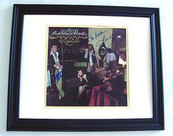 The Oak Ridge Boys Autographed Room Service Signed Albu